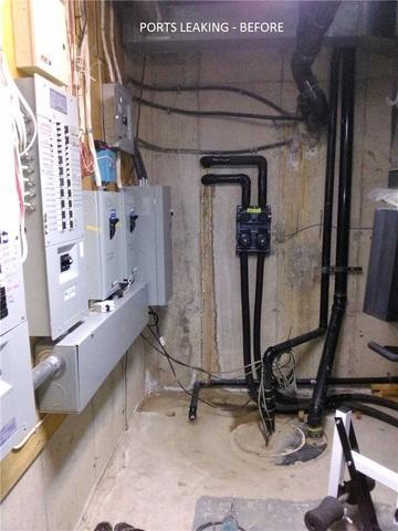 Leaking Crack Repair in Schomberg, ON