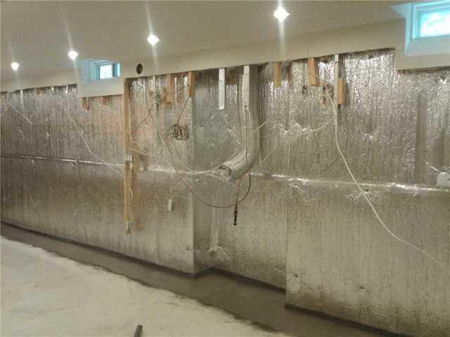 ThermalDry® Solution for Floor-wall Joint Seepage in Richmond Hill, ON
