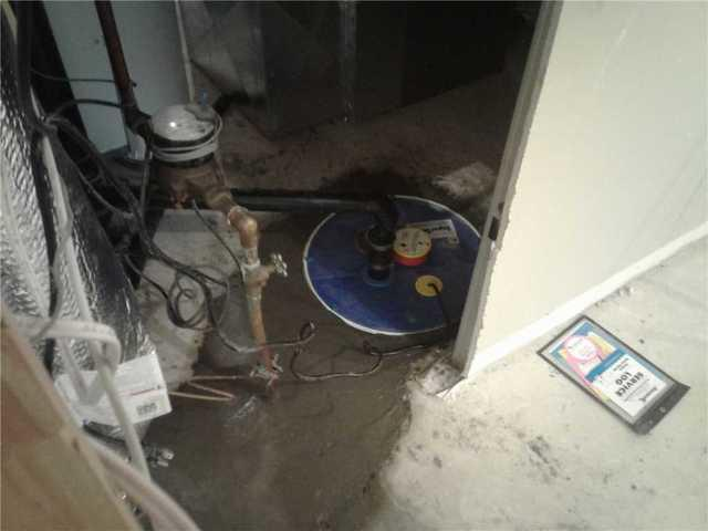 SuperSump® Installation in Richmond Hill, ON