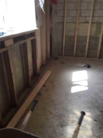 Waterproofing a Basement Wall in Aurora, ON