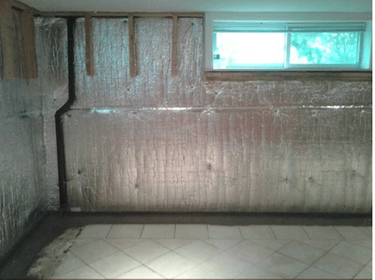 Protecting a Toronto, ON Basement Against Groundwater