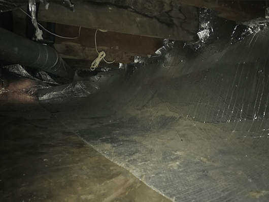 Crawl Space Encapsultion in Toronto, ON