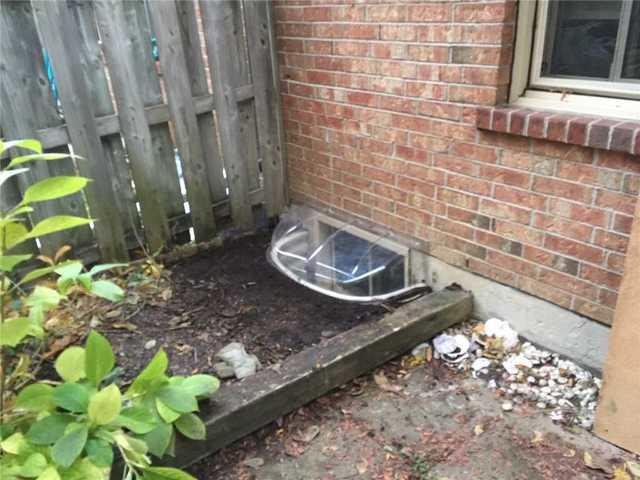 SunHouse™ Window Well Installation in Markham, ON