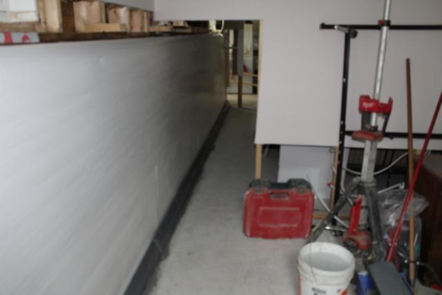 Before and After CleanSpace™ and DryTrak Installation in Belle Ewart, ON