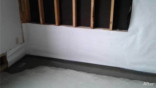Complete Waterproofing for Brampton, Ontario Basement