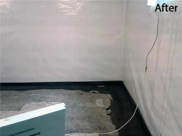 Full Waterproofing System Prevents Mould in Richmond Hill, Ontario