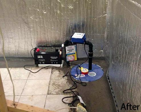 Full Waterproofing System for Conservation Area Home in Woodbridge, Ontario