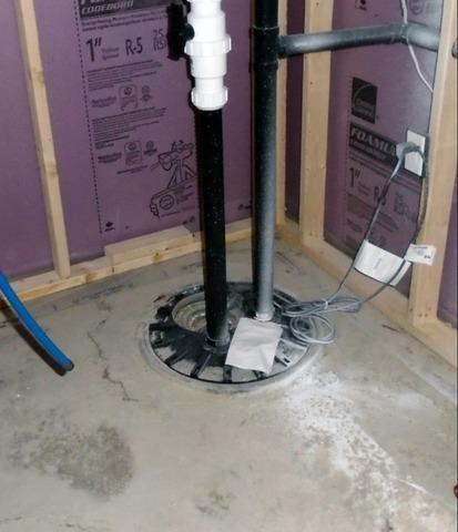 Water Seepage in Two-Year-Old Home in Cavan, Ontario
