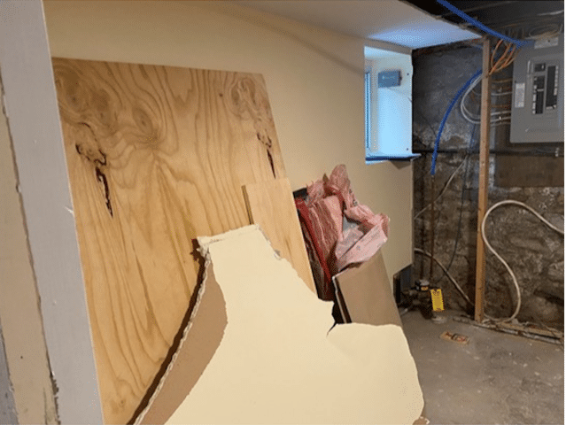Wet Basement Causes Financial Stress in Toronto, Ontario
