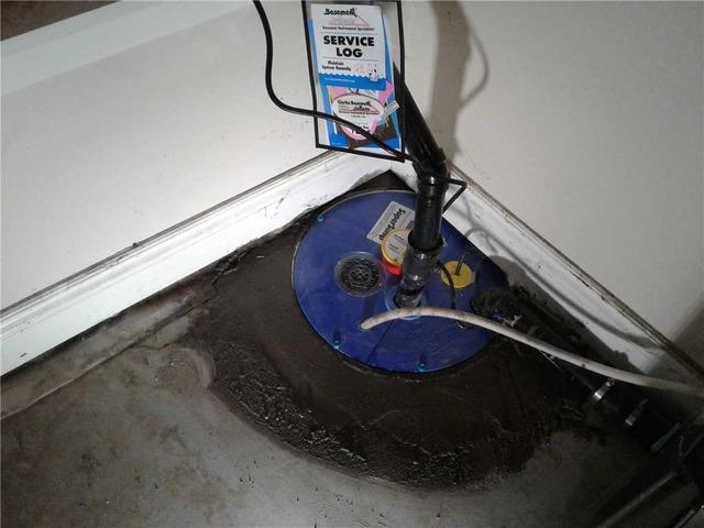 Unreliable Sump Pumps Threaten Finished Basement in Stouffville, Ontario