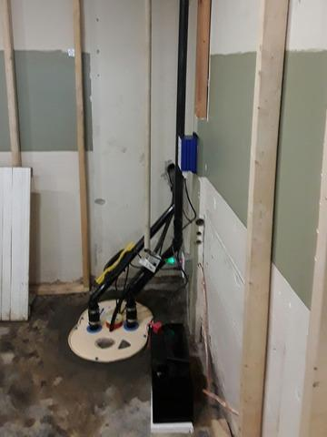 Old Sump Pump Needs an Upgrade in Stouffville, Ontario