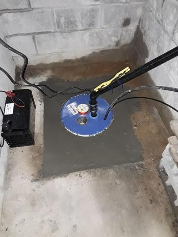 Customer Wants Peace of Mind with Sump Pump in Oakwood, Ontario