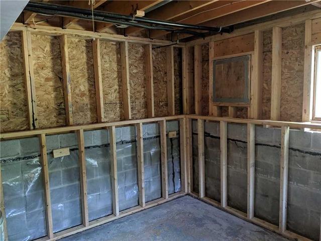 Spring Cottage Leak Postpones Sale in Nobel, Ontario