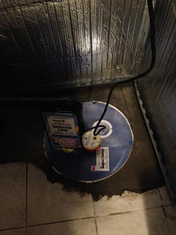 Sump Pump Required in Ajax, ON