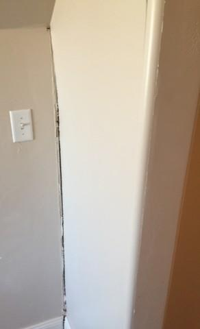 Wall Separations Can Be Repaired