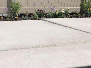 Uneven Patio in West Jordan, UT