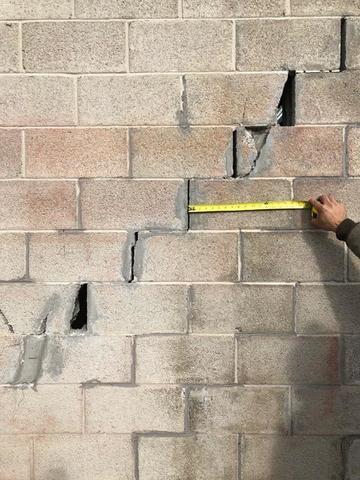 Commercial Building Foundation Repair in Midvale, Utah