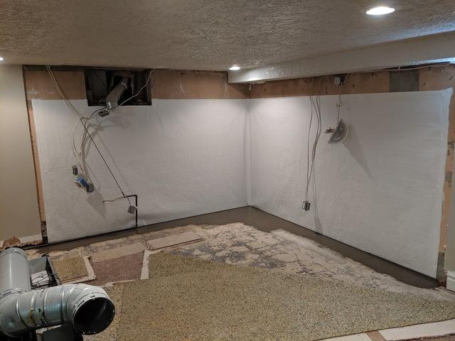 Basement Waterproofing in Ogden