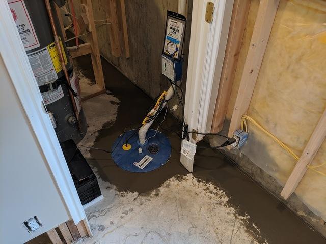 Basement Waterproofing in North Salt Lake, UT