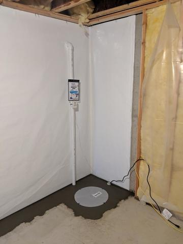 Basement Waterproofing in Nephi, UT