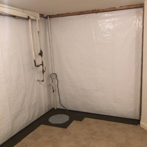 Cold Storage waterproofing in South Jordan