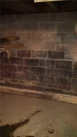 Wall Anchors Fix Bowing Wall in Elizabethtown, PA