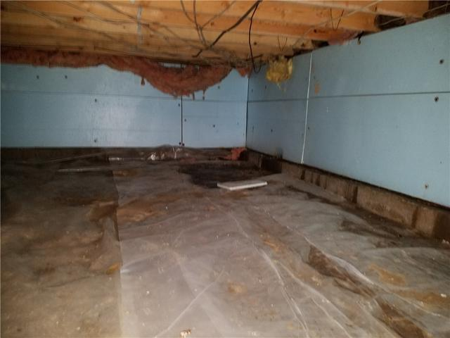 CleanSpace Saves Crawlspace in Pocono Lake, PA