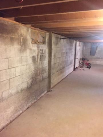 Carbon Fiber Strips Save These Basement Walls in White Deer, PA