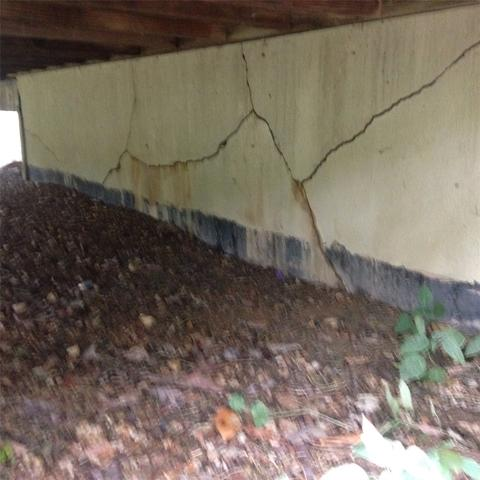 Wall Anchors Save a Deck in Orefield, PA