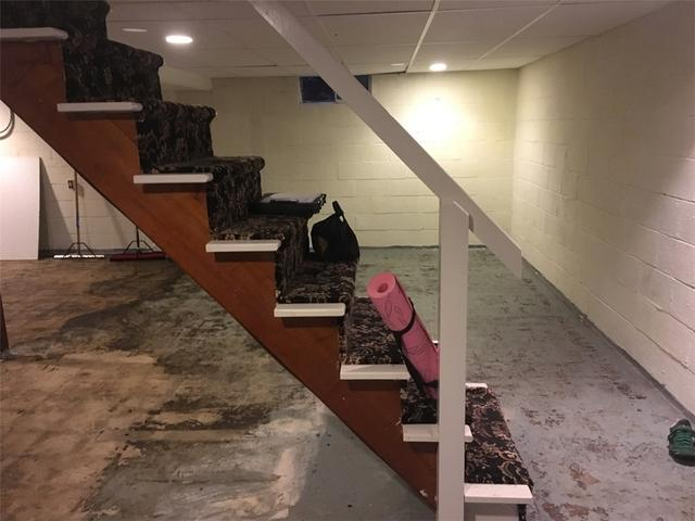 Water Issue Slows Down Basement Project in Reading