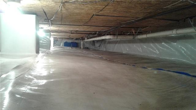 Crawlspace is Encapsulated in Mifflinburg, PA