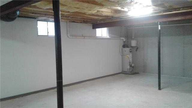 BrightWall Used to Transform Basement in Mechanicsburg