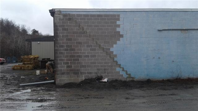Sinking Foundation Problem Solved in Carbondale, PA