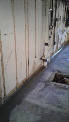 TripleSafe Permanently Waterproofs Ashland, PA Basement