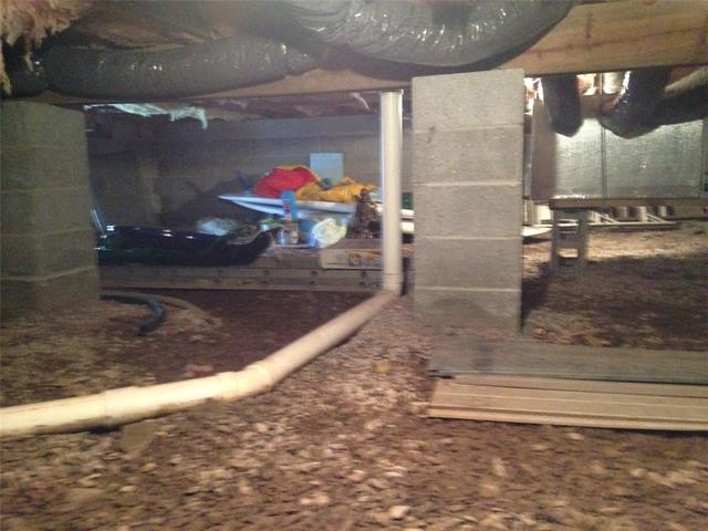 Crawlspace Encapsulation in Lake Ariel, PA