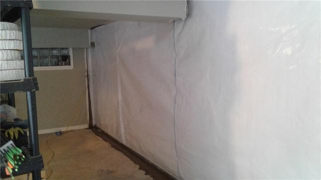 CleanSpace Helps With Garage Water Issue in Harrisburg, PA