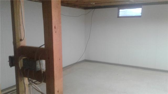 Basement Gets Dried and Brightened up in Lebanon, PA