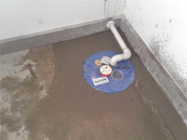 Sump Pump installed in Altoona, PA