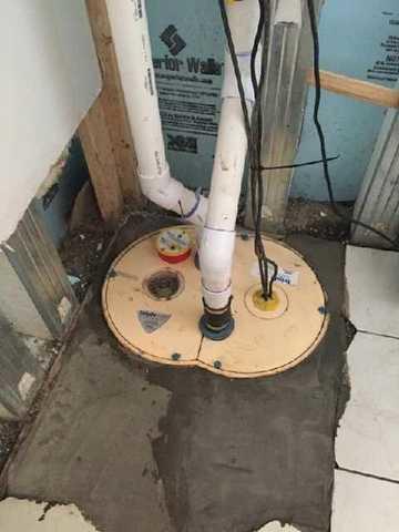 TripleSafe pump saves home in Hughesville, PA