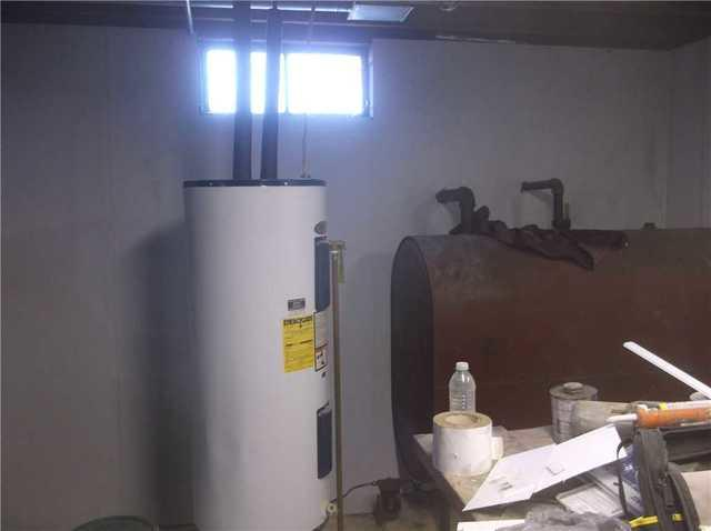 An Oil Tank Wrapped with WaterGuard in Mill Hall, PA