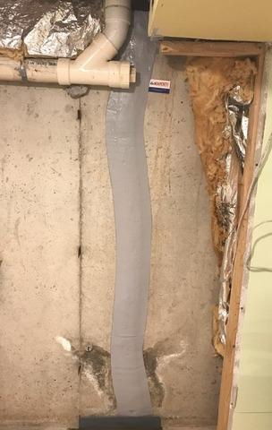 Wall Crack Repair in East Amherst, NY