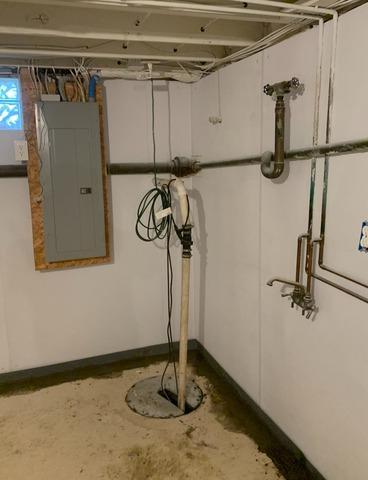 Basement Waterproofing System in North Tonawanda, NY