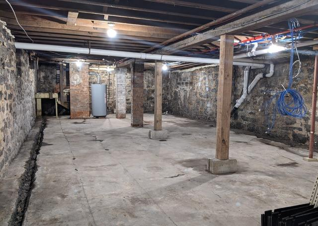 Waterproofing for Hearts Harvest Food Pantry in Buffalo, NY