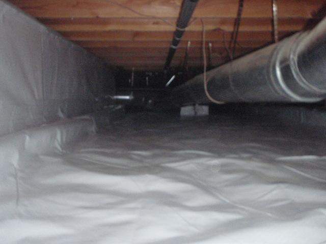 Bow WA Crawlspace Repaired with CleanSpace