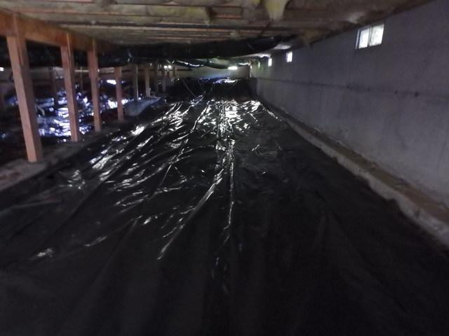 Freeland Crawl Space Waterproofing