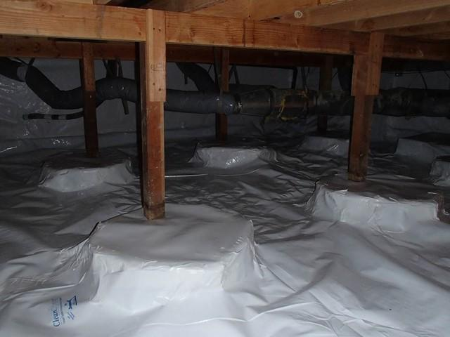 Lynnwood Crawl Space Encapsulation