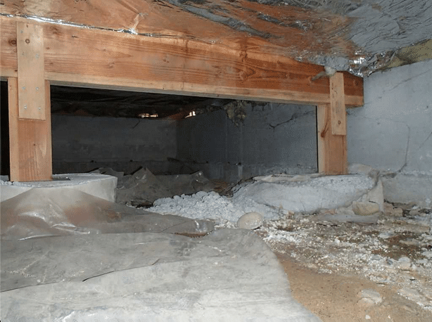 Mill Creek Crawl Space Encapsulation