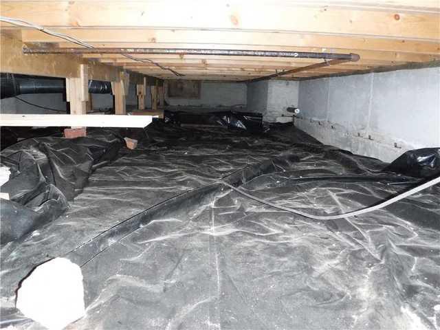 Crawl Space Encapsulation in Greenbank, WA