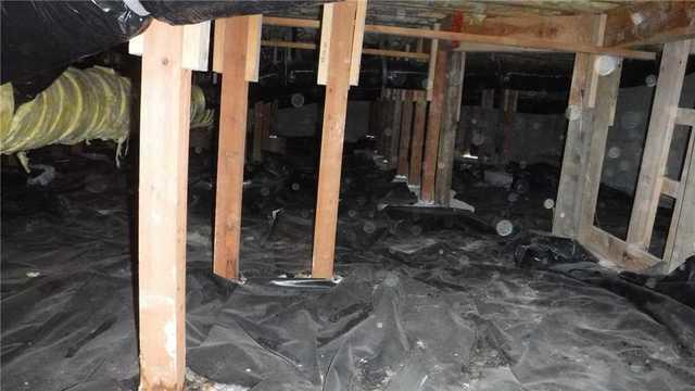 Wet Crawl Space Fixed in Snohomish, WA