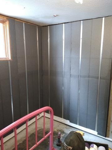 Basement to Beautiful Insulated Wall Panels in Sedro-Woolley, WA Basement